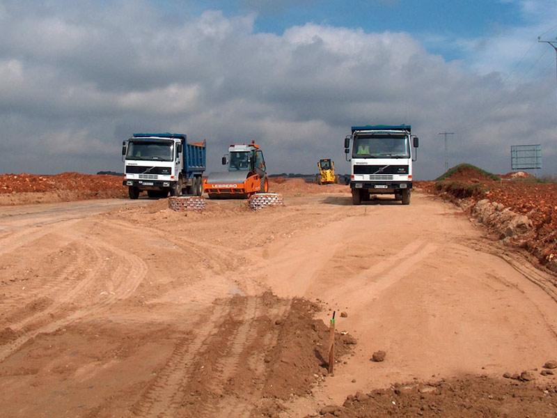 Servicios en obras carreteras